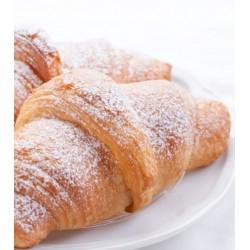 Croissant met suiker