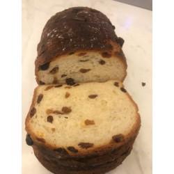Rozijnen brood (ongesneden)